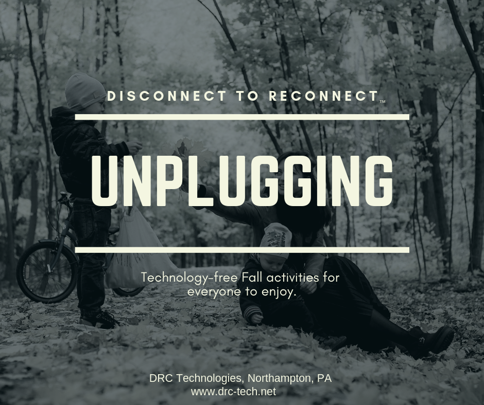Unplugging graphic disconnect to reconnect DRC Technologies